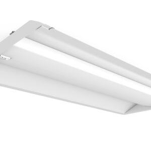 EverWatt LED Retrofit Kit Troffer 2x4 FT (2)