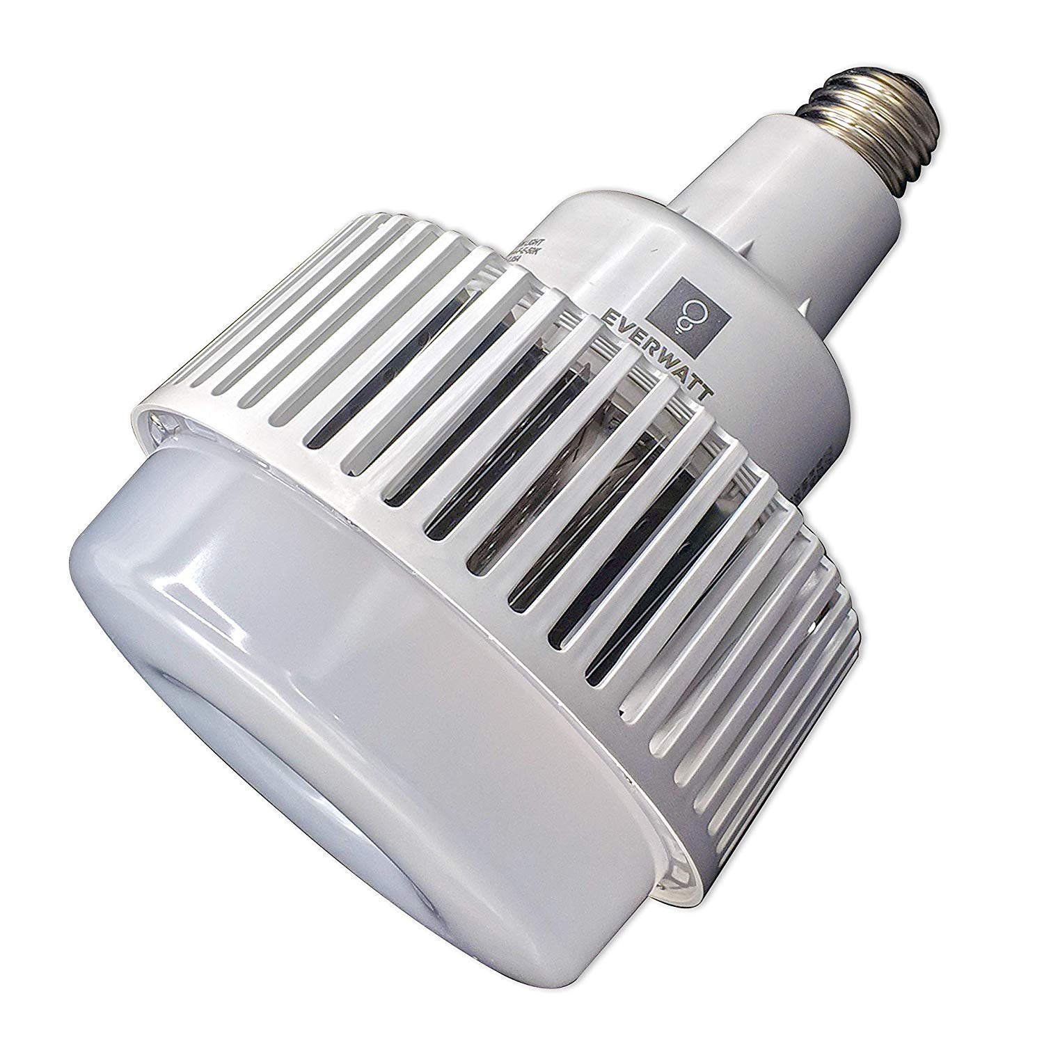Metal Halide Lamp Led: 100W LED High Bay Bulb, E39 Mogul, Replacement For 400W
