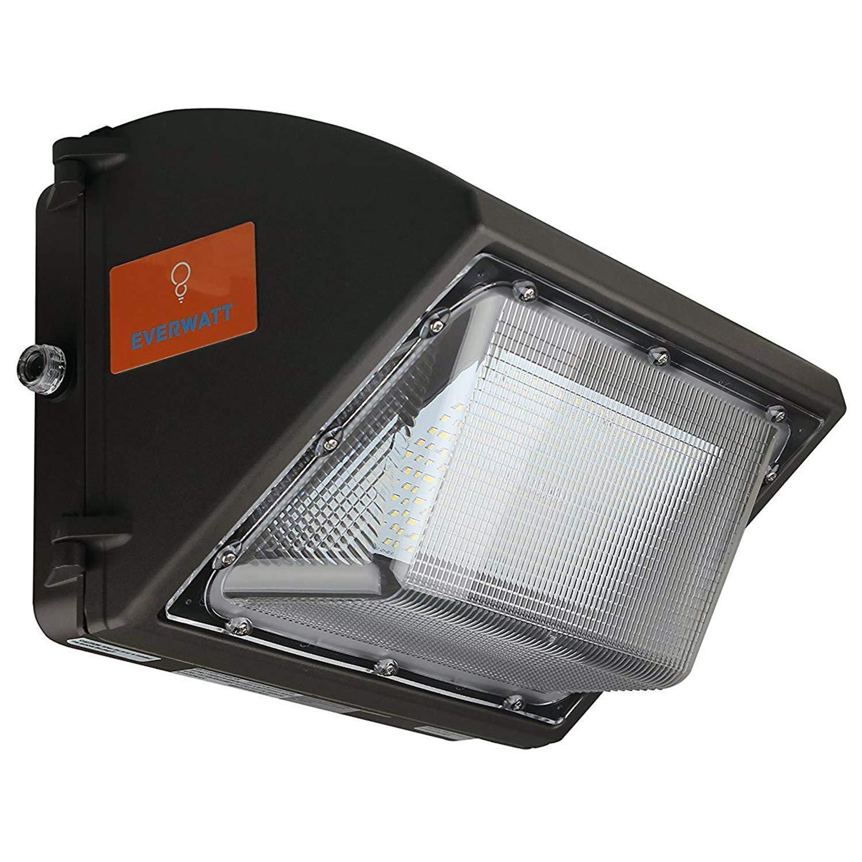 ul \u0026 dlc 80w led outdoor wall pack light with photocell sensor, 5000k cool white, 10000 lumens, 500 watt equivalency, waterproof, easy mount, Intermatic Photocell Wiring-Diagram