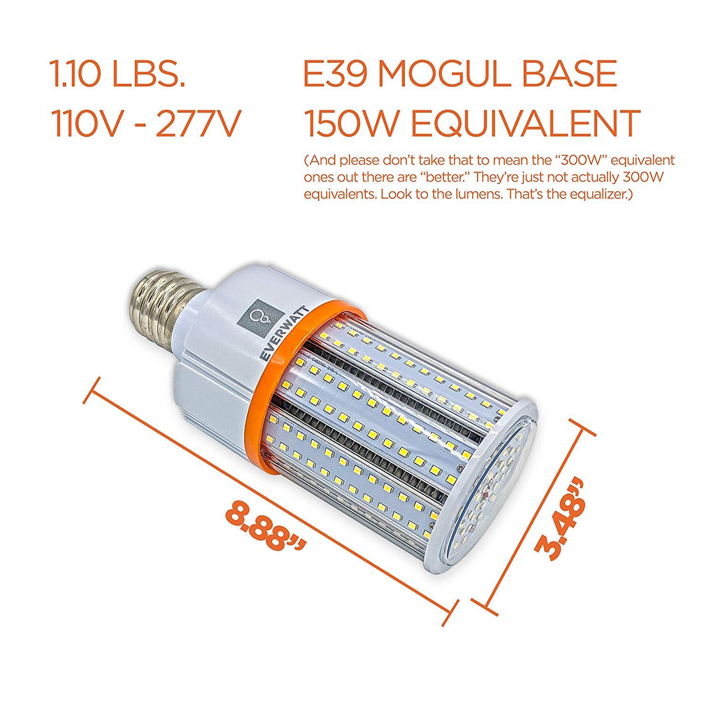 30w Led Corn Light Bulb Standard E26 Base 3530 Lumens