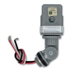 15 Pcs of Heavy duty twist lock light sensor with photocell