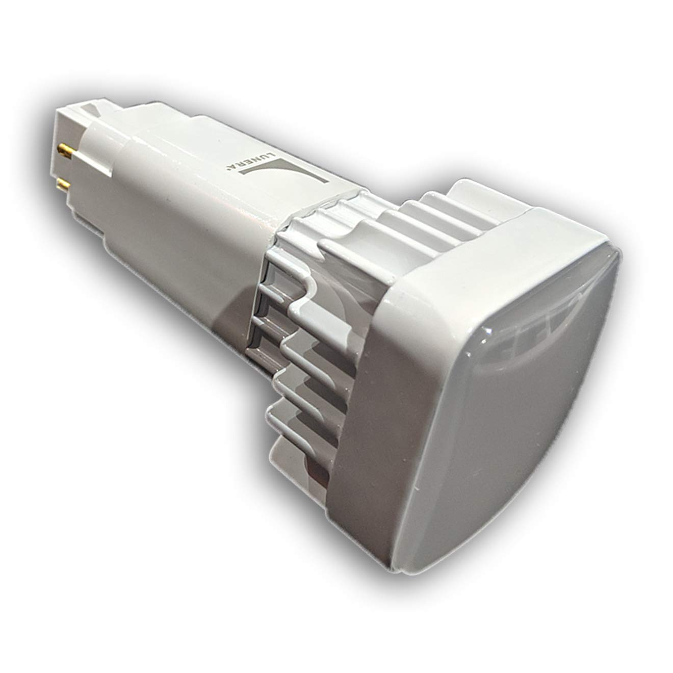 Lunera G24q 4 Pin Vertical Cfl Led Dimmable Light Bulb  11w  1350 Lumen  Ballast Driven  4th